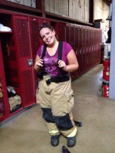 beth fire gear