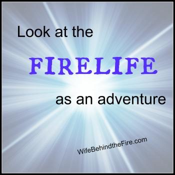 Adventure as a Firewife