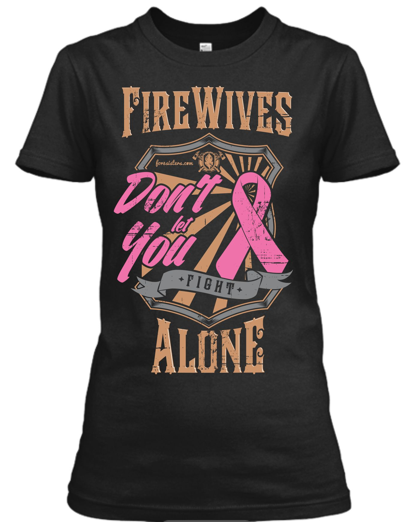 Firewives Raise Money for Breast Cancer Awareness – For3Sisters.com