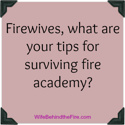 Tips for Surviving Fire Academy