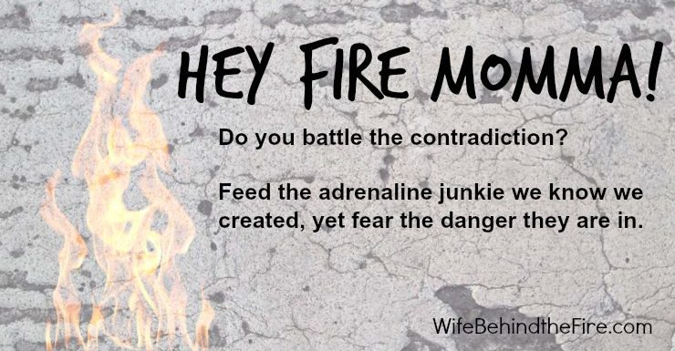 firemomma contradiction