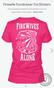 For3Sisters.com breast cancer awareness fundraiser and giveaway!
