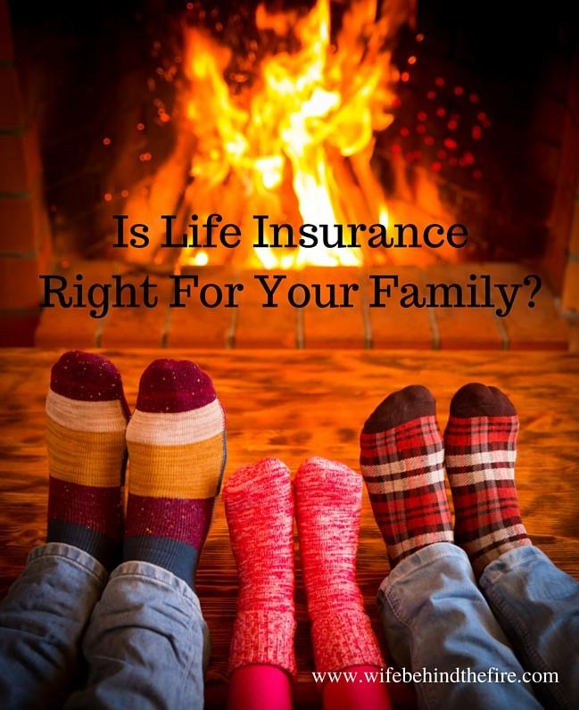 firefighter life insurance