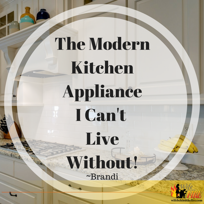 The Modern Kitchen Appliance I Can't Live Without!