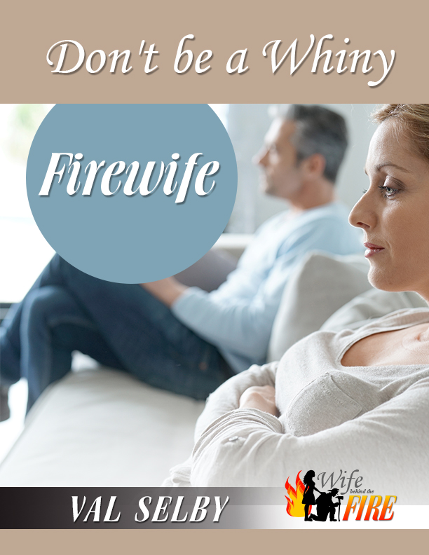 don't be a whiny firewife ebook