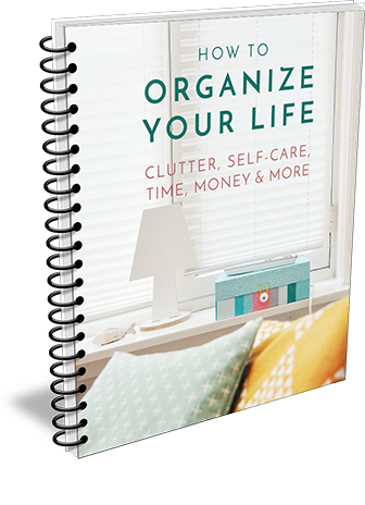 how to organize your life firewife