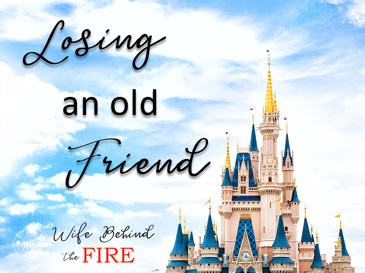 losing an old friend firewife