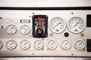 firetruck dashboard