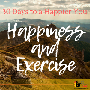 Happiness and Exercise