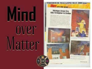 mind over matter firewife