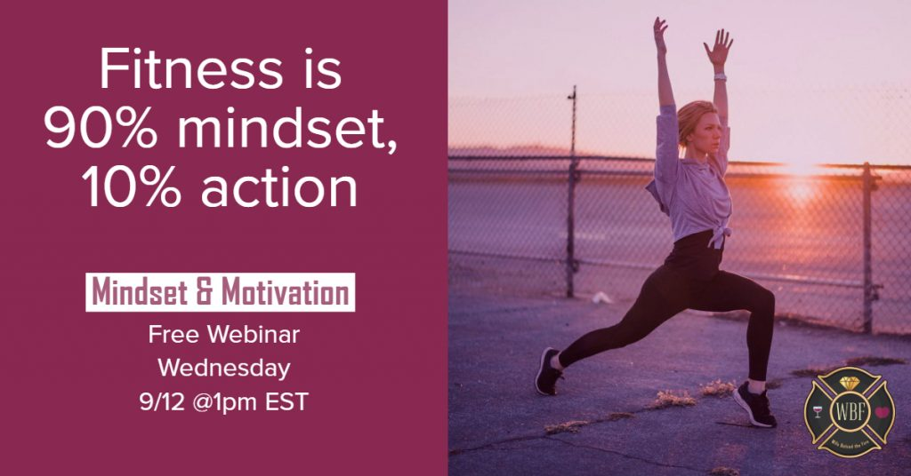 fitness mindset & motivation webinar