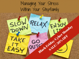 stepmom coach-managing stress