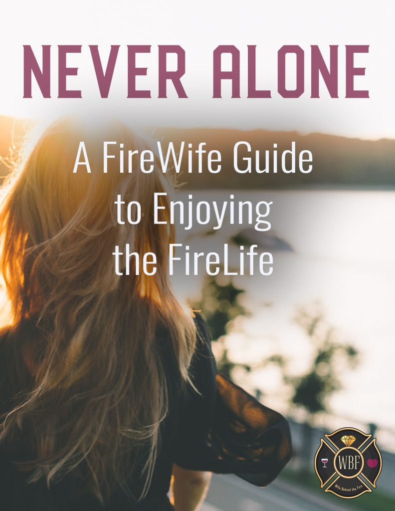 firewife never fights alone