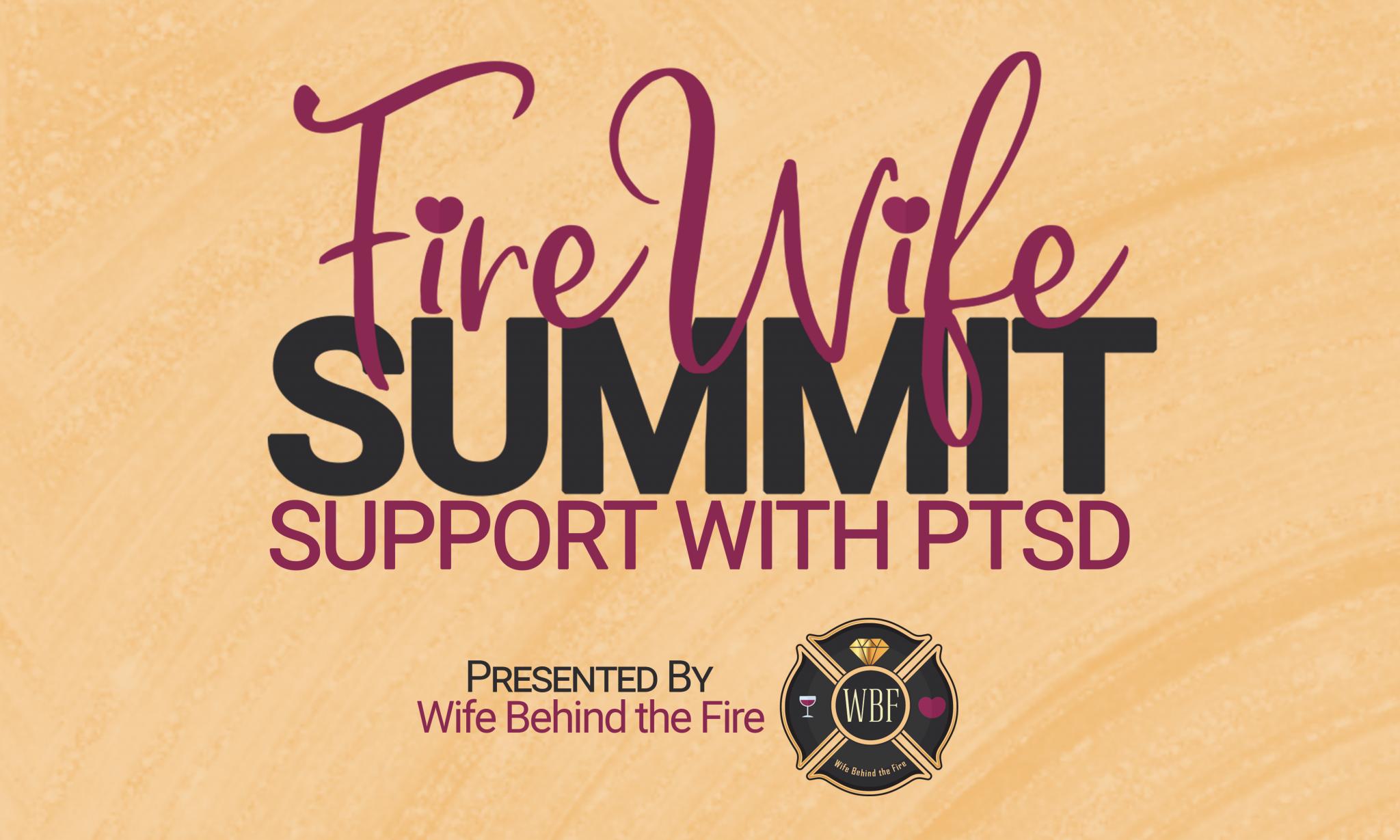 firewife summit ptsd