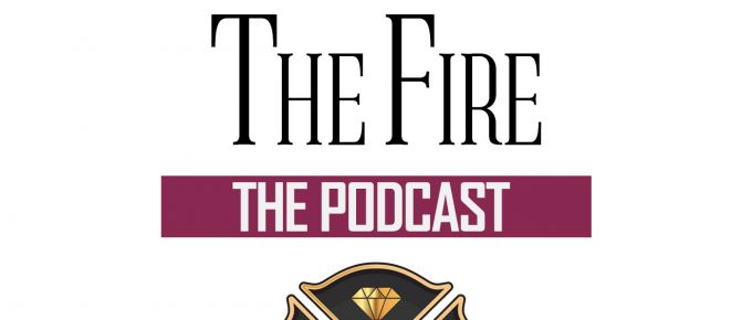 wife behind the fire podcast